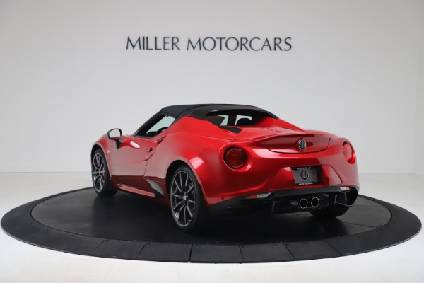 New 2020 Alfa Romeo 4C Spider for sale $82,395 at Bentley Greenwich in Greenwich CT 06830 15