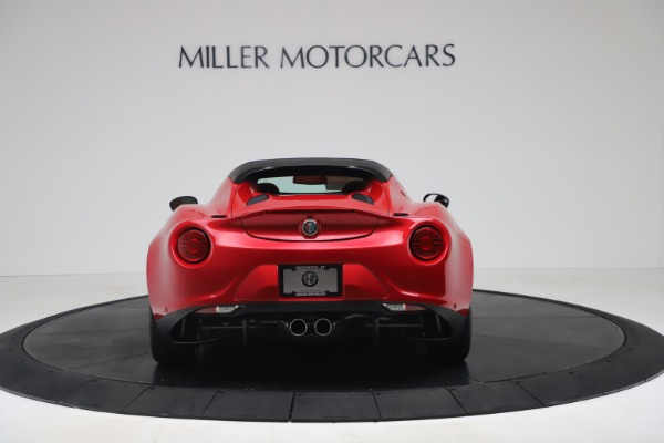 New 2020 Alfa Romeo 4C Spider for sale $82,395 at Bentley Greenwich in Greenwich CT 06830 6