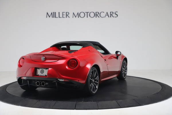 New 2020 Alfa Romeo 4C Spider for sale $82,395 at Bentley Greenwich in Greenwich CT 06830 7