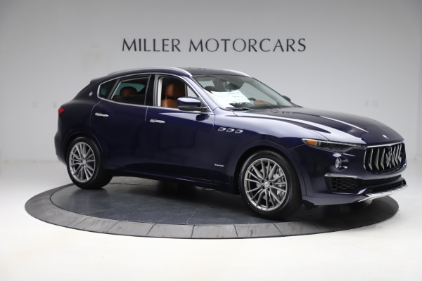 New 2020 Maserati Levante S Q4 GranLusso for sale $96,785 at Bentley Greenwich in Greenwich CT 06830 10