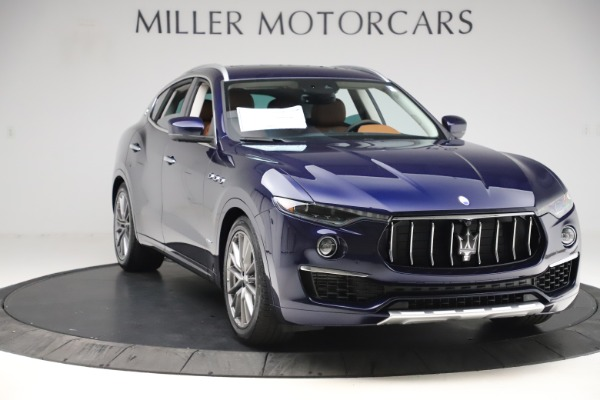 New 2020 Maserati Levante S Q4 GranLusso for sale $96,785 at Bentley Greenwich in Greenwich CT 06830 11