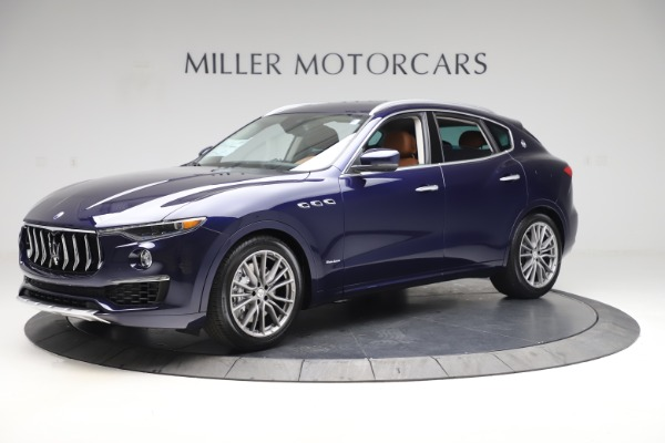 New 2020 Maserati Levante S Q4 GranLusso for sale $96,785 at Bentley Greenwich in Greenwich CT 06830 2