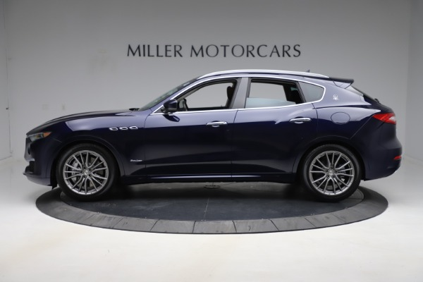 New 2020 Maserati Levante S Q4 GranLusso for sale $96,785 at Bentley Greenwich in Greenwich CT 06830 3