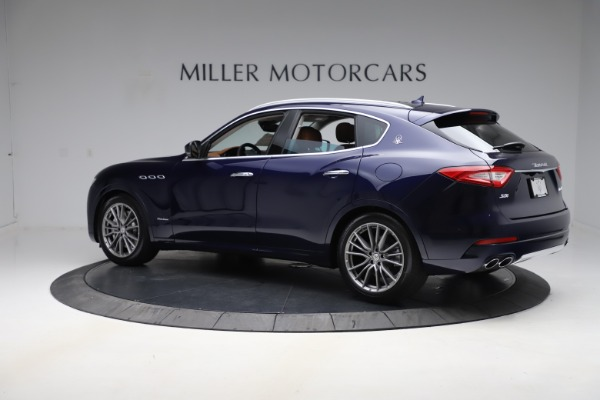 New 2020 Maserati Levante S Q4 GranLusso for sale $96,785 at Bentley Greenwich in Greenwich CT 06830 4