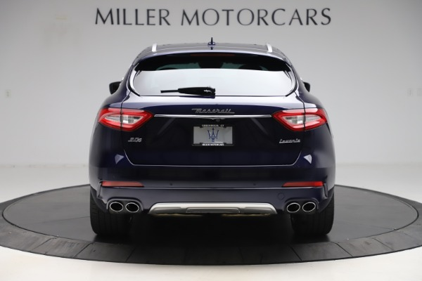 New 2020 Maserati Levante S Q4 GranLusso for sale $96,785 at Bentley Greenwich in Greenwich CT 06830 6