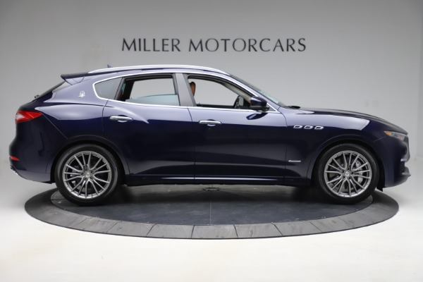 New 2020 Maserati Levante S Q4 GranLusso for sale $96,785 at Bentley Greenwich in Greenwich CT 06830 9