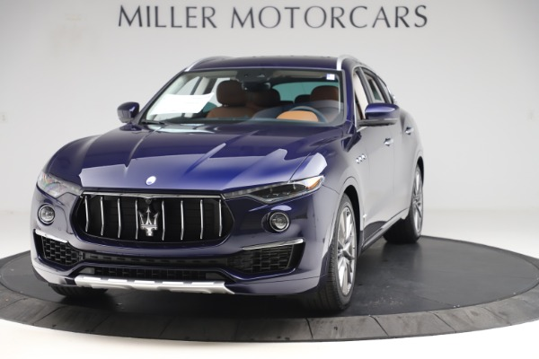 New 2020 Maserati Levante S Q4 GranLusso for sale $96,785 at Bentley Greenwich in Greenwich CT 06830 1