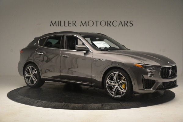 New 2020 Maserati Levante S Q4 GranSport for sale $101,585 at Bentley Greenwich in Greenwich CT 06830 10