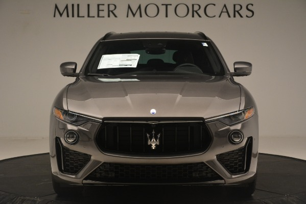 New 2020 Maserati Levante S Q4 GranSport for sale $101,585 at Bentley Greenwich in Greenwich CT 06830 12