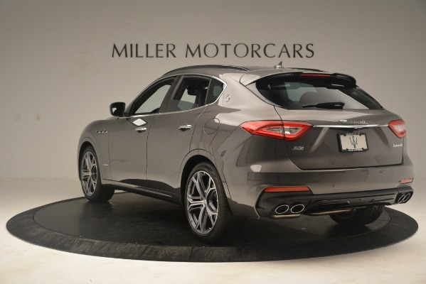 New 2020 Maserati Levante S Q4 GranSport for sale $101,585 at Bentley Greenwich in Greenwich CT 06830 5