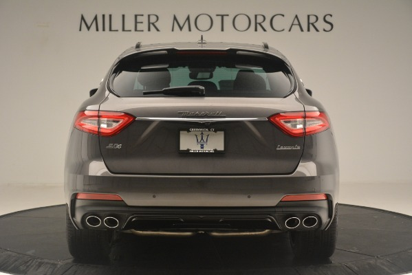 New 2020 Maserati Levante S Q4 GranSport for sale $101,585 at Bentley Greenwich in Greenwich CT 06830 6