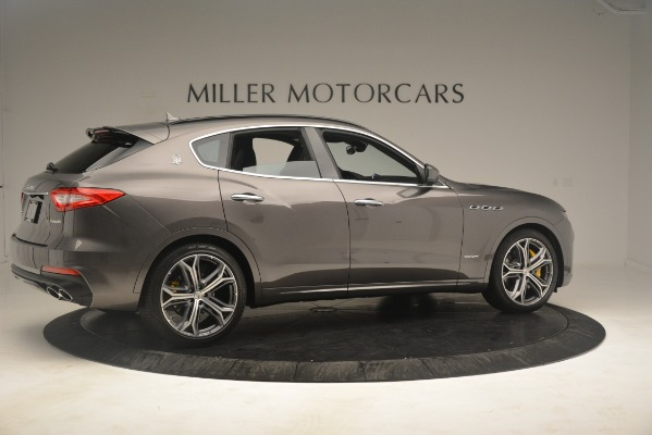 New 2020 Maserati Levante S Q4 GranSport for sale $101,585 at Bentley Greenwich in Greenwich CT 06830 8