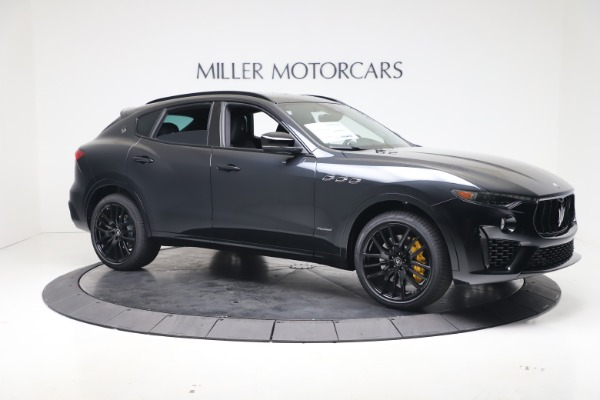 New 2020 Maserati Levante S Q4 GranSport for sale $106,585 at Bentley Greenwich in Greenwich CT 06830 10