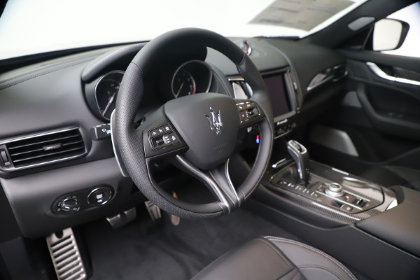 New 2020 Maserati Levante S Q4 GranSport for sale $106,585 at Bentley Greenwich in Greenwich CT 06830 13