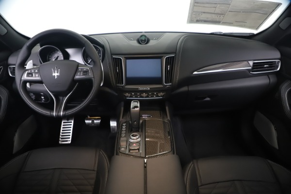 New 2020 Maserati Levante S Q4 GranSport for sale $106,585 at Bentley Greenwich in Greenwich CT 06830 16