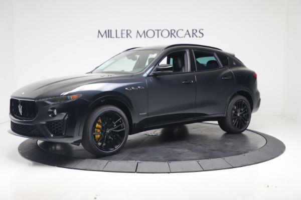 New 2020 Maserati Levante S Q4 GranSport for sale $106,585 at Bentley Greenwich in Greenwich CT 06830 2