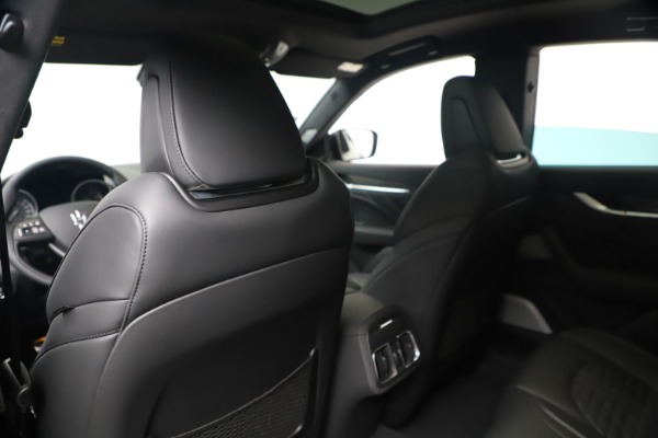 New 2020 Maserati Levante S Q4 GranSport for sale $106,585 at Bentley Greenwich in Greenwich CT 06830 20