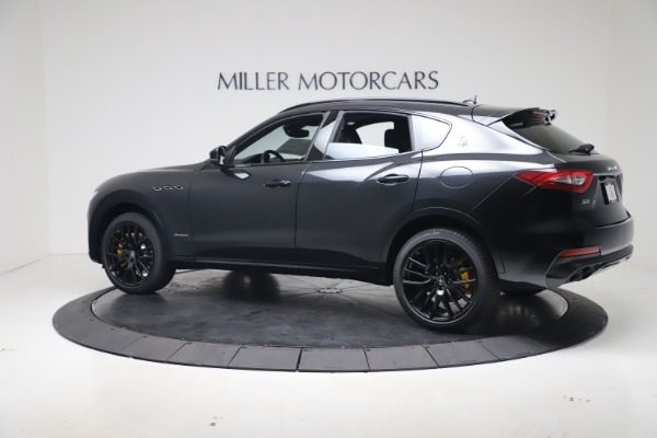 New 2020 Maserati Levante S Q4 GranSport for sale $106,585 at Bentley Greenwich in Greenwich CT 06830 4
