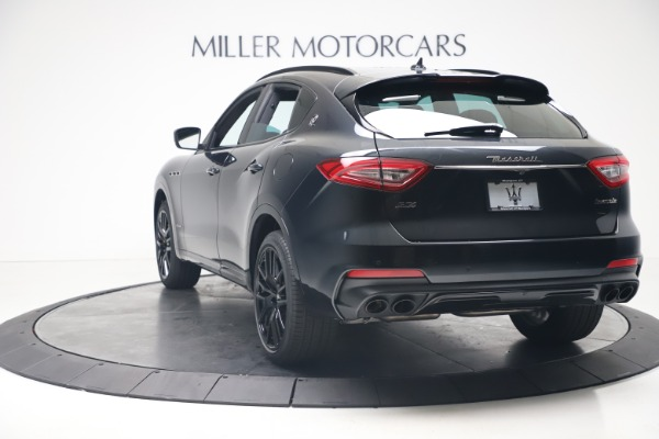 New 2020 Maserati Levante S Q4 GranSport for sale $106,585 at Bentley Greenwich in Greenwich CT 06830 5
