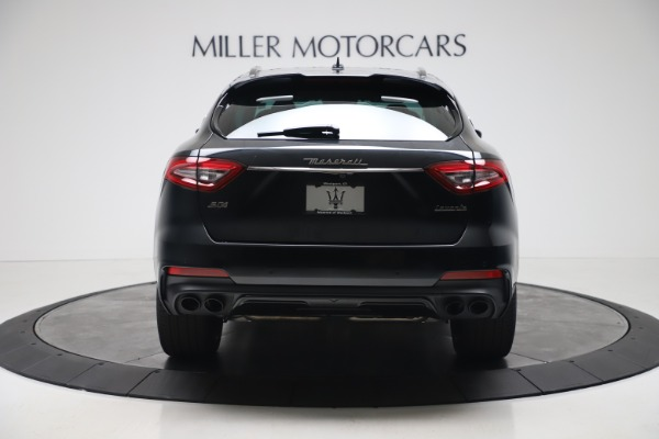 New 2020 Maserati Levante S Q4 GranSport for sale $106,585 at Bentley Greenwich in Greenwich CT 06830 6