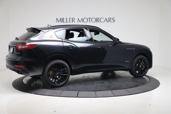 New 2020 Maserati Levante S Q4 GranSport for sale $106,585 at Bentley Greenwich in Greenwich CT 06830 8