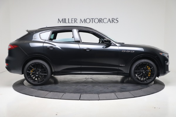 New 2020 Maserati Levante S Q4 GranSport for sale $106,585 at Bentley Greenwich in Greenwich CT 06830 9