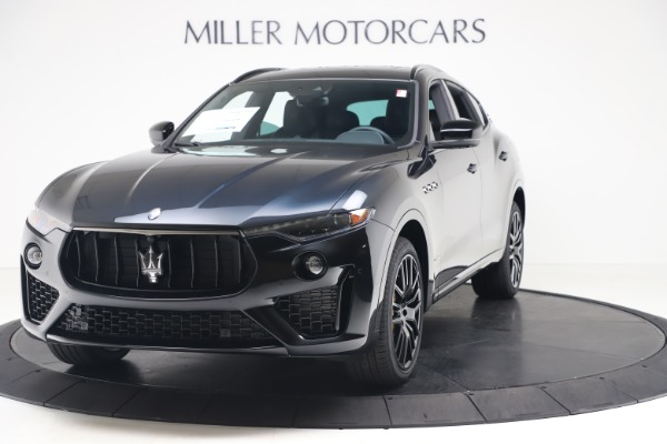 New 2020 Maserati Levante S Q4 GranSport for sale $106,585 at Bentley Greenwich in Greenwich CT 06830 1