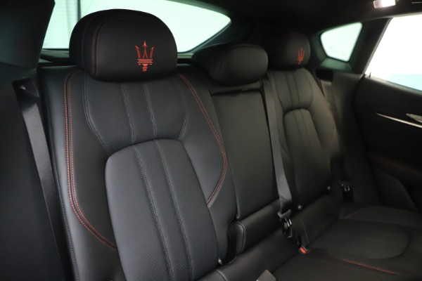 New 2020 Maserati Levante Q4 GranSport for sale $73,058 at Bentley Greenwich in Greenwich CT 06830 26
