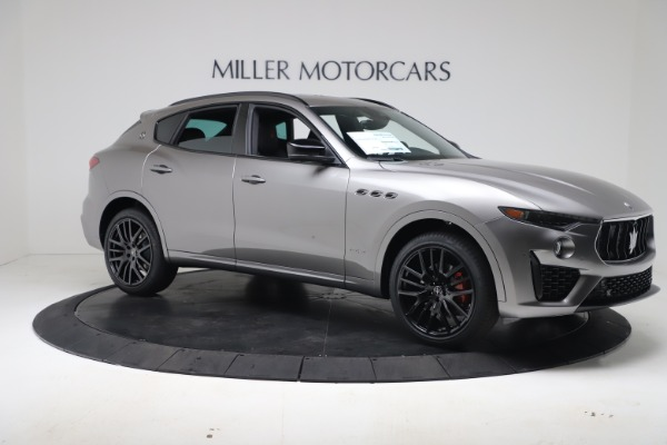 New 2020 Maserati Levante Q4 GranSport for sale $91,985 at Bentley Greenwich in Greenwich CT 06830 10