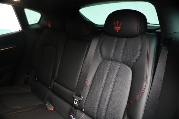 New 2020 Maserati Levante Q4 GranSport for sale $91,985 at Bentley Greenwich in Greenwich CT 06830 18