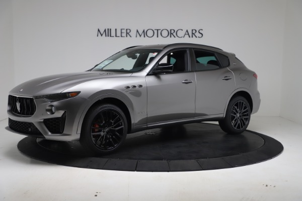 New 2020 Maserati Levante Q4 GranSport for sale $91,985 at Bentley Greenwich in Greenwich CT 06830 2