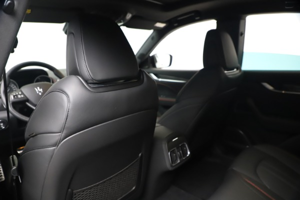 New 2020 Maserati Levante Q4 GranSport for sale $91,985 at Bentley Greenwich in Greenwich CT 06830 20
