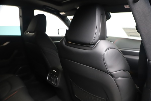 New 2020 Maserati Levante Q4 GranSport for sale $91,985 at Bentley Greenwich in Greenwich CT 06830 28