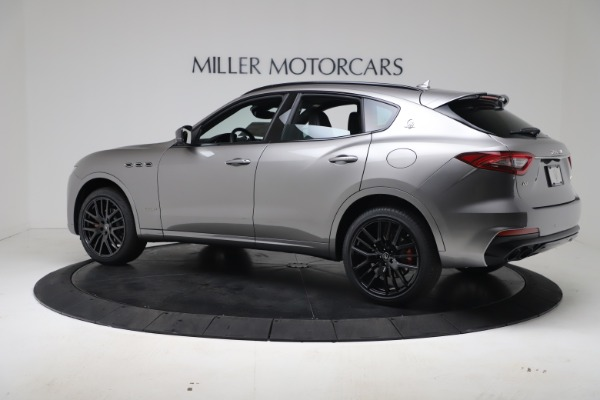 New 2020 Maserati Levante Q4 GranSport for sale $91,985 at Bentley Greenwich in Greenwich CT 06830 4