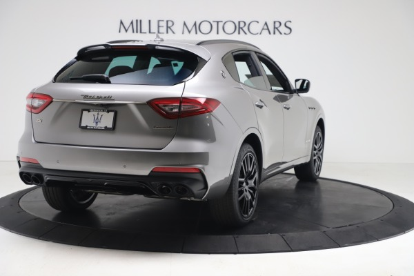 New 2020 Maserati Levante Q4 GranSport for sale $91,985 at Bentley Greenwich in Greenwich CT 06830 7