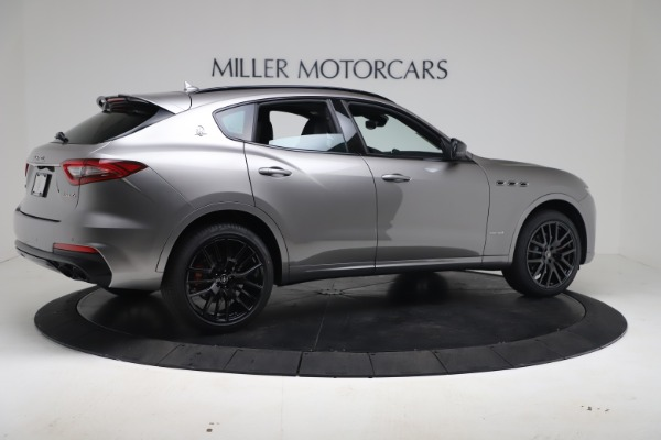 New 2020 Maserati Levante Q4 GranSport for sale $91,985 at Bentley Greenwich in Greenwich CT 06830 8