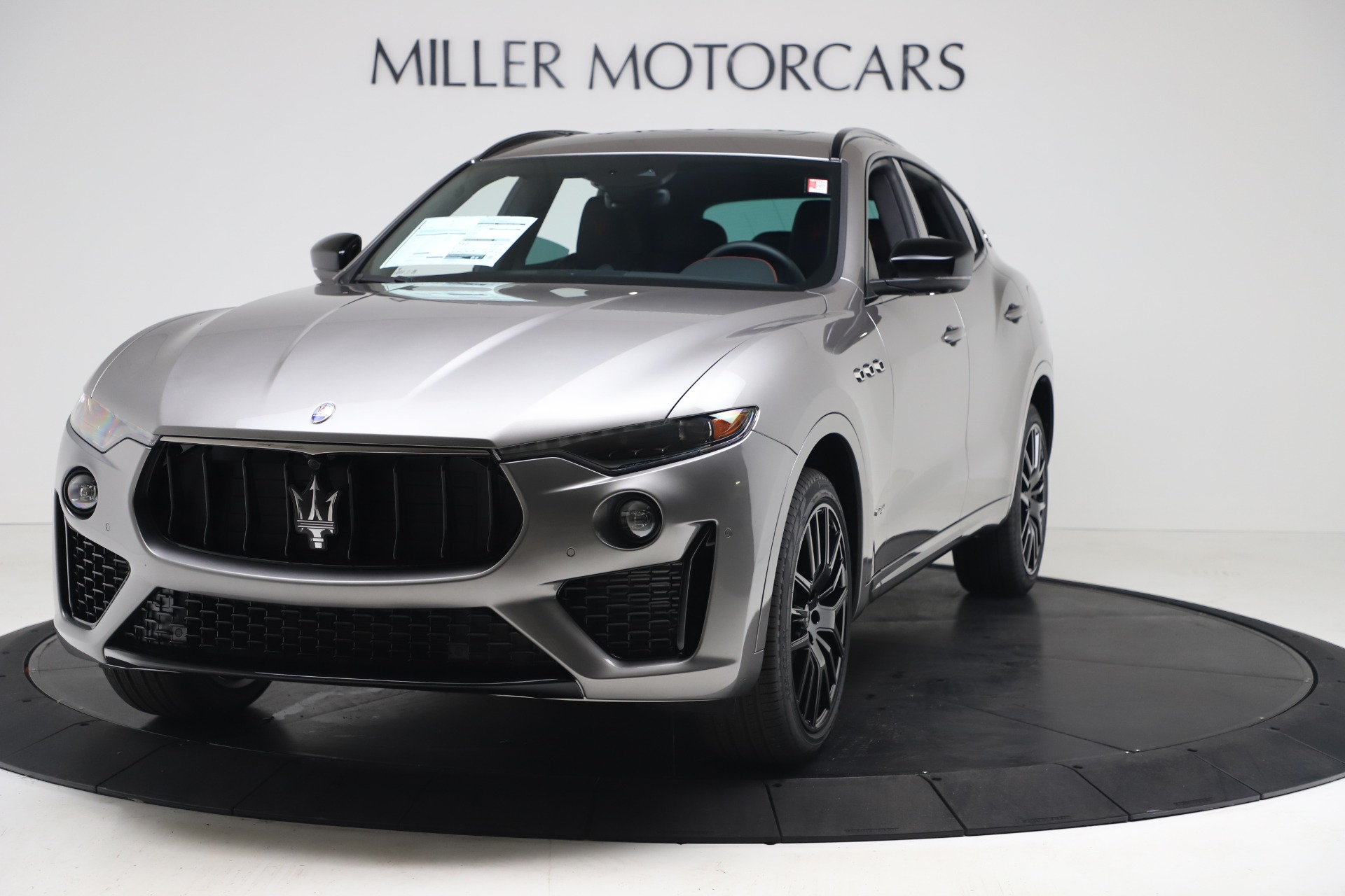 New 2020 Maserati Levante Q4 GranSport for sale $91,985 at Bentley Greenwich in Greenwich CT 06830 1