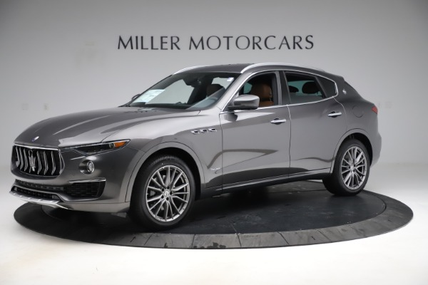 New 2020 Maserati Levante Q4 GranLusso for sale Sold at Bentley Greenwich in Greenwich CT 06830 2