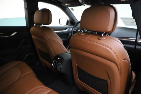 New 2020 Maserati Levante Q4 GranLusso for sale $86,935 at Bentley Greenwich in Greenwich CT 06830 28