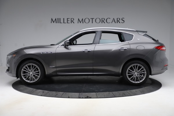 New 2020 Maserati Levante Q4 GranLusso for sale Sold at Bentley Greenwich in Greenwich CT 06830 3