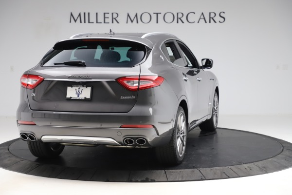 New 2020 Maserati Levante Q4 GranLusso for sale Sold at Bentley Greenwich in Greenwich CT 06830 7