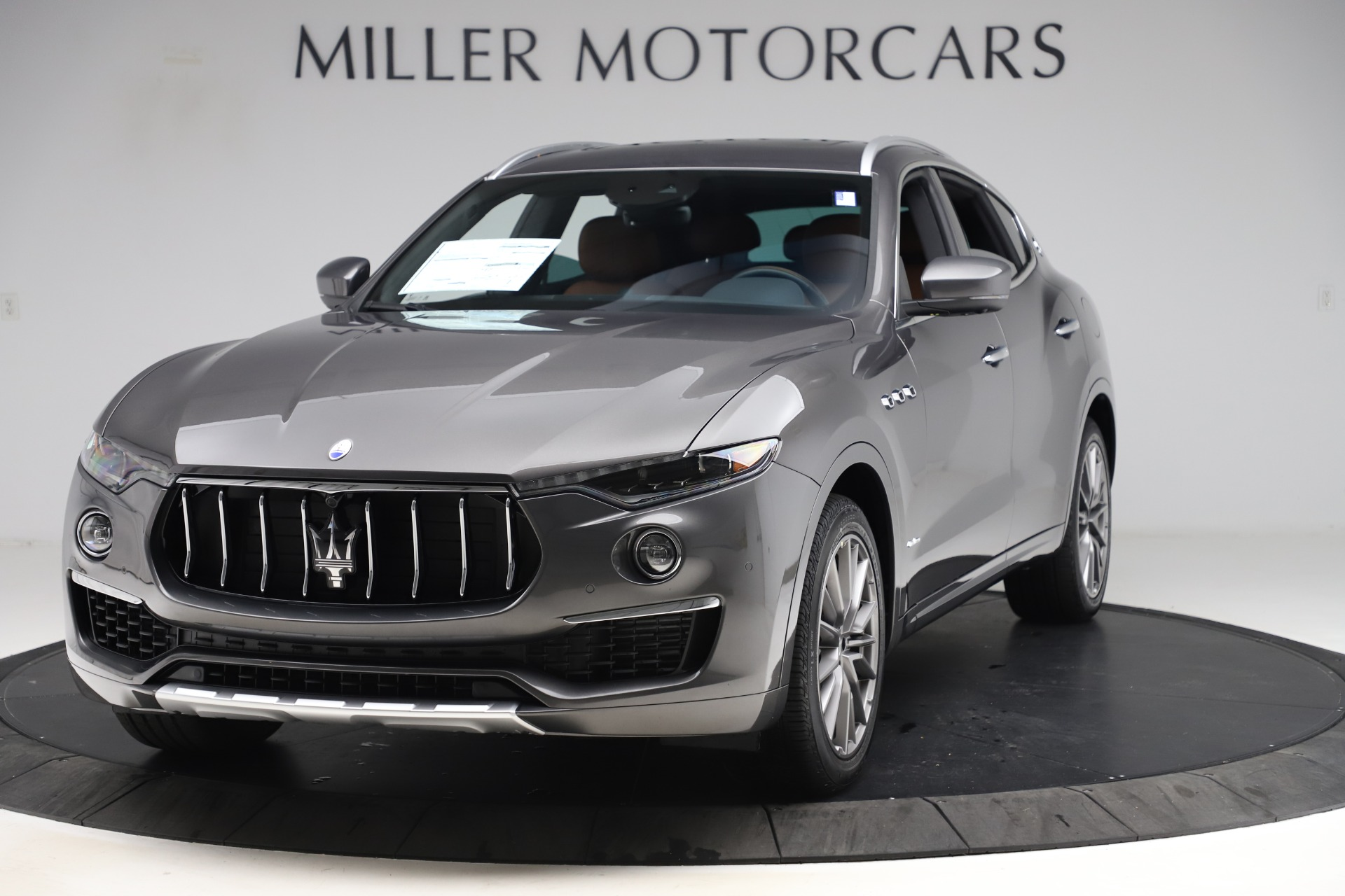 New 2020 Maserati Levante Q4 GranLusso for sale Sold at Bentley Greenwich in Greenwich CT 06830 1