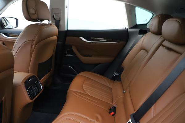 New 2020 Maserati Levante Q4 GranLusso for sale $87,335 at Bentley Greenwich in Greenwich CT 06830 19