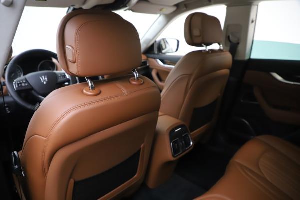 New 2020 Maserati Levante Q4 GranLusso for sale $87,335 at Bentley Greenwich in Greenwich CT 06830 20