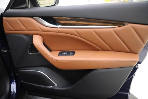 New 2020 Maserati Levante Q4 GranLusso for sale $87,335 at Bentley Greenwich in Greenwich CT 06830 25