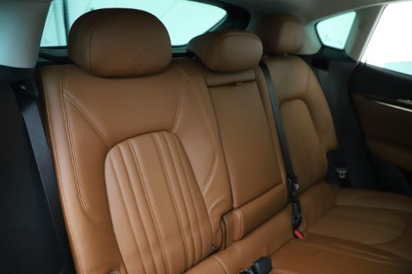 New 2020 Maserati Levante Q4 GranLusso for sale $87,335 at Bentley Greenwich in Greenwich CT 06830 26