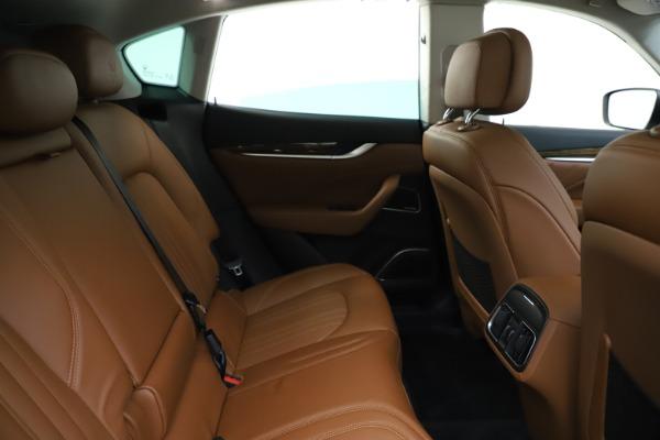 New 2020 Maserati Levante Q4 GranLusso for sale $87,335 at Bentley Greenwich in Greenwich CT 06830 27
