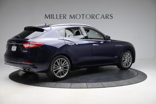 New 2020 Maserati Levante Q4 GranLusso for sale $87,335 at Bentley Greenwich in Greenwich CT 06830 8