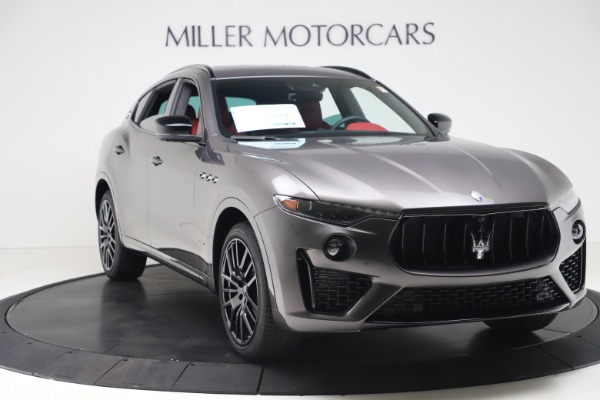 New 2020 Maserati Levante Q4 GranSport for sale $91,985 at Bentley Greenwich in Greenwich CT 06830 11
