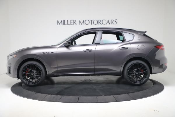 New 2020 Maserati Levante Q4 GranSport for sale $91,985 at Bentley Greenwich in Greenwich CT 06830 3